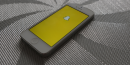 Application Snapchat sur iPhone, par AdamPrzezdziek. Via Flickr CC License by.