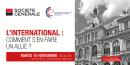 Conference L'international : comment s'en faire un allié ?
