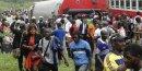 Déraillement Cameroun