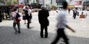Les depenses des menages au japon en recul de 0,4%