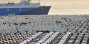 Chine port containers