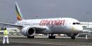 Ethiopian Airlines, avion de passagers, compagnie aérienne, Afrique, aviation, ciel africain,