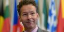 Nouveau mandat de jeroen dijsselbloem a la tete de l'eurogroupe