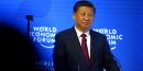 Xi Jinping Davos