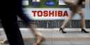 Toshiba revise a la hausse sa prevision de benefice