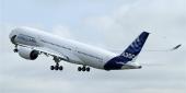 L'Airbus A350 entrera en service au 4e trimestre 2014
