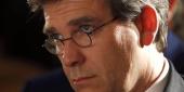 Nommé ministre de l'Economie, Arnaud Montebourg prend du galon