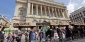 Les intermittents votent la grève pour l'ouverture d'Avignon