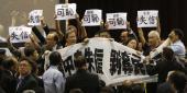 Les militants pro-démocratie ne désarment pas à Hong Kong