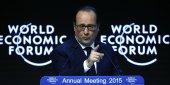 François Hollande Davos