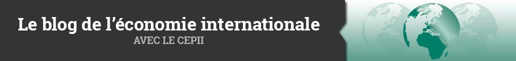 Bandeau blog économie internationale