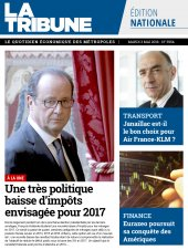 Edition Quotidienne du 03-05-2016