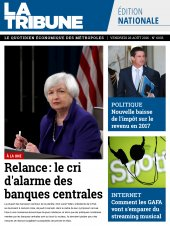 Edition Quotidienne du 26-08-2016