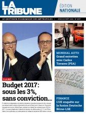 Edition Quotidienne du 29-09-2016