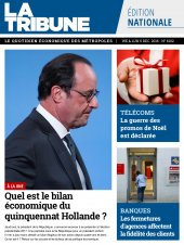 Edition Quotidienne du 03-12-2016
