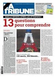 Edition Hebdomadaire du 20-11-2015