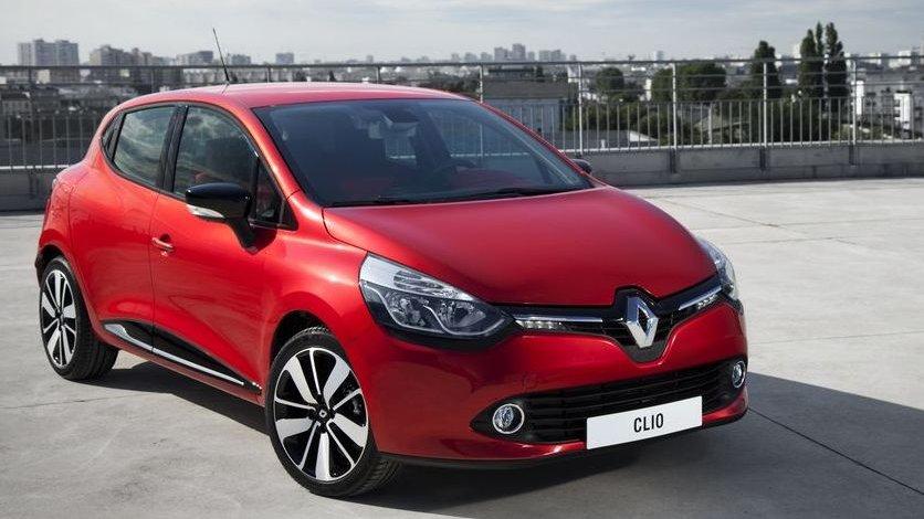 1ère - Renault Clio [118 907 immatriculations de janvier à décembre / 6,3% de part de marché]