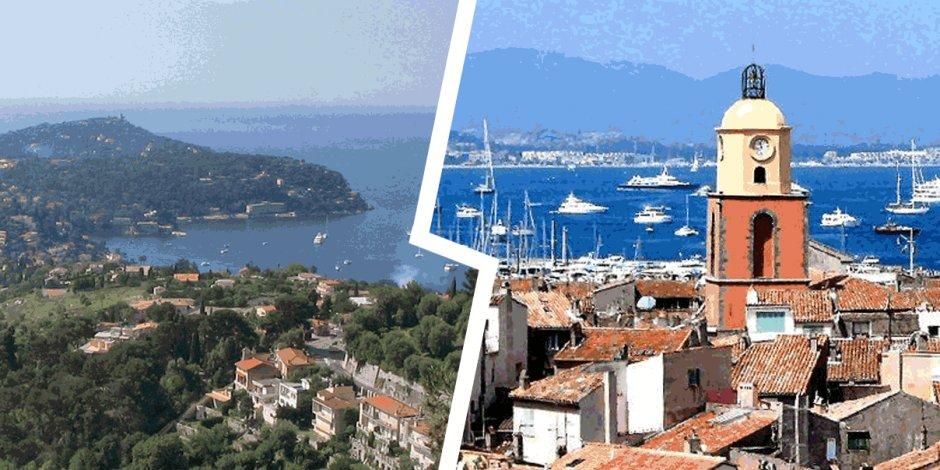 Dans laquelle de ces deux stations balnéaires l'immobilier est-il le plus cher?