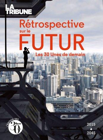 Les Unes du Futur selon La Tribune