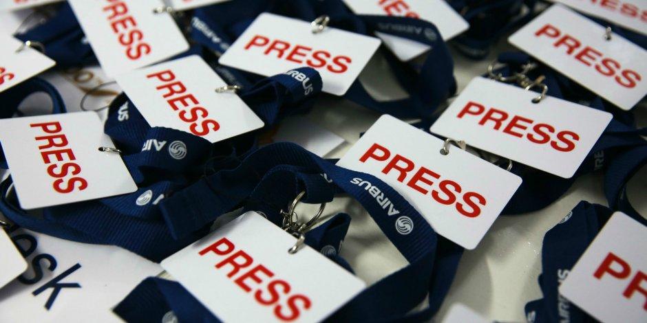 La presse était présente en nombre pour l'événement au Delivery Center de Colomiers