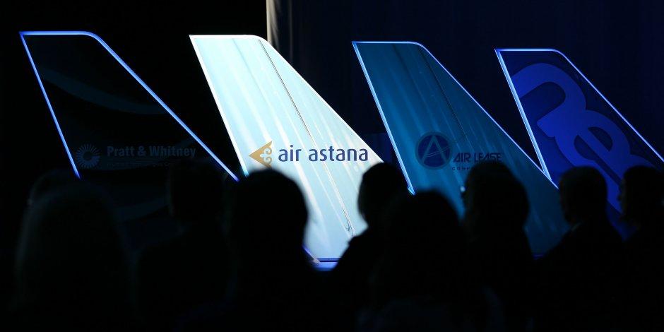 Livraison à Air Astana de son 1er A320neo