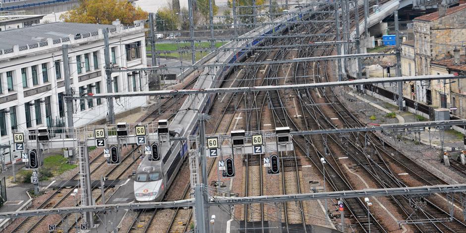 Gare Bordeaux Saint-Jean