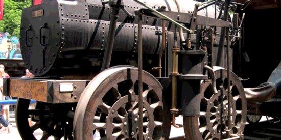 1827: la première ligne de chemin de fer en France