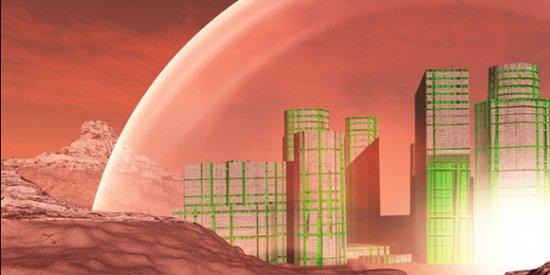 La première colonie martienne de 80.000 âmes