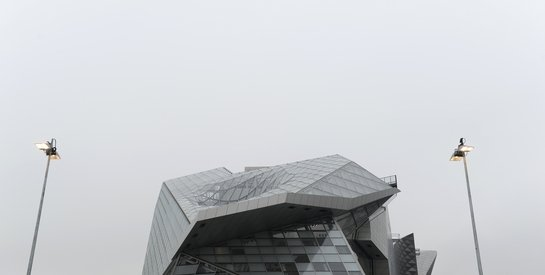 Le mus e des confluences diaporama for Architecture deconstructiviste