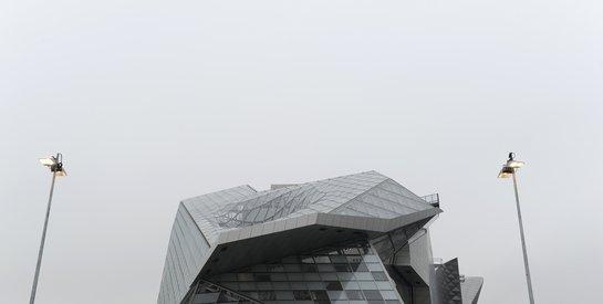 Le mus e des confluences diaporama for Architecture deconstructiviste