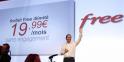 DÉMARRAGE EN TROMBE POUR FREE MOBILE, AVEC 2,6 MILLIONS D?ABONNÉS
