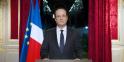FRANÇOIS HOLLANDE ADRESSE UN MESSAGE DE CONFIANCE DANS SES VOEUX AUX FRANÇAIS