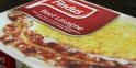 Les lasagne Findus au boeuf contenant du cheval