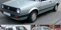 Golf II - de 1983 à 1991