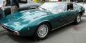 Maserati Ghibli - de 1966 à 1973