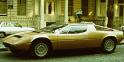 Maserati Merak - de 1972 à 1983