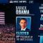 A 5h18 (heure française), la télévision américaine annonce la victoire d'Obama