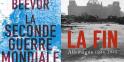 """""""La Fin"""" de Ian Kershaw, Seuil - 28 euros... et """"La seconde guerre mondiale"""" d'Anthony Beevor - 28 euros"""