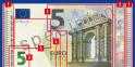 5 euros - série « Europe », recto