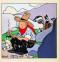 Couverture de Tintin en Amérique