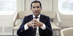 Patrick Drahi, l'architecte de la transformation de Numericable en numéro deux français des télécoms.