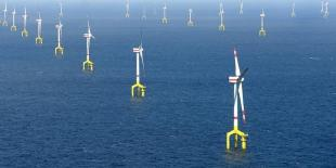 Areva et Gamesa finalisent leur alliance dans l'éolien en mer