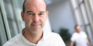 Christophe Cazaux, directeur d'Innabiosanté