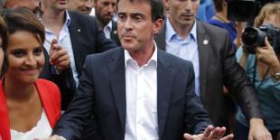 Attendu au tournant par le PS, Manuel Valls s'affiche positif