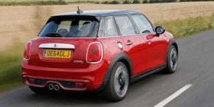 La Mini 5 portes est produite à Oxford