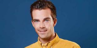 Simon Dinin, cofondateur de Groombox.