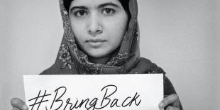 Malala Bring back our girls