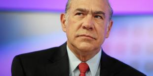 Angel Gurrià, secrétaire général de l'OCDE
