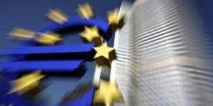 Les banques de la zone euro ont augmenté leurs fonds propres de 203 milliards d'euros depuis la mi-2013. REUTERS.