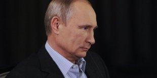 Poutine se dit persuadé qu'une solution est possible en Ukraine